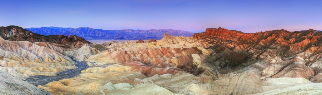 Roam to Wonder is at Death Valley at Dusk