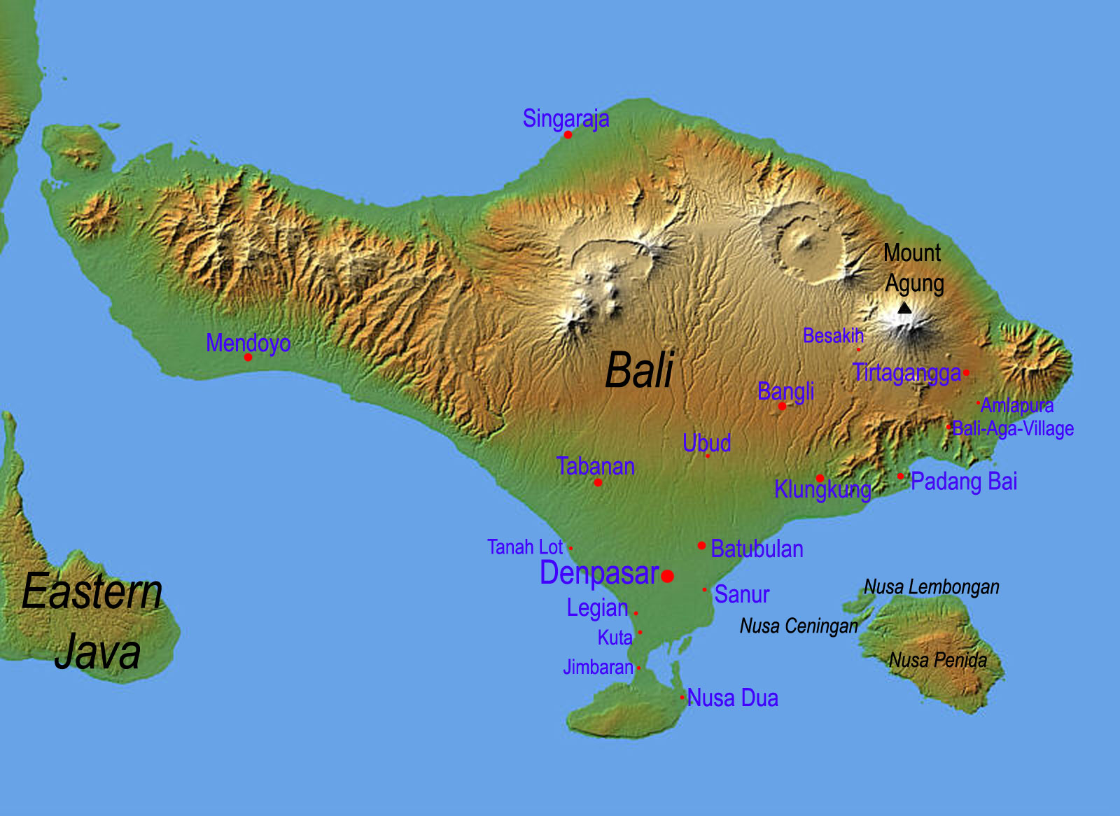 Map Of Asia Bali.Bali Our First Taste Of Southeast Asia